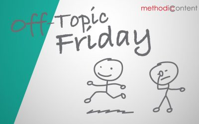 Off-Topic Friday: Do Less to Do More