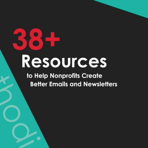 Nonprofit Newsletter Resources and Tools