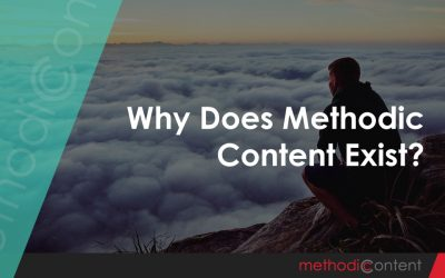 Why Does Methodic Content Exist?