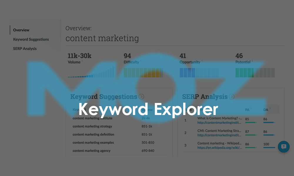 Free Keyword Research with Moz's New Keyword Explorer