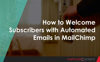 How to Welcome Subscribers with Automated Emails in MailChimp