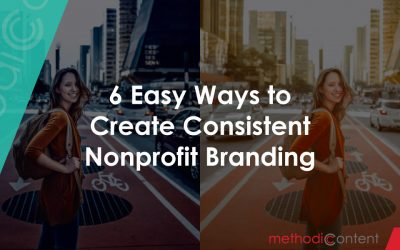 6 Easy Ways to Create Consistent Nonprofit Branding